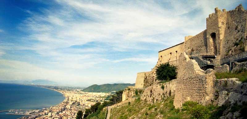 El castillo de Arechi