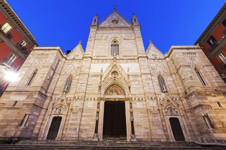 Risultati immagini per Catedral Napoles
