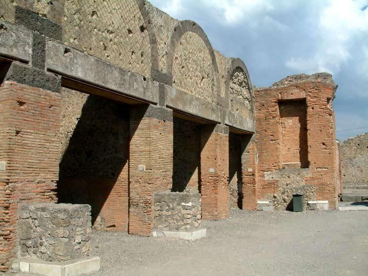 Macellum de Pompeya