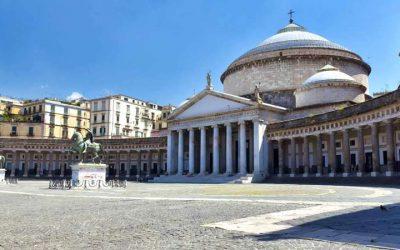 Plaza del Plebiscito Nápoles