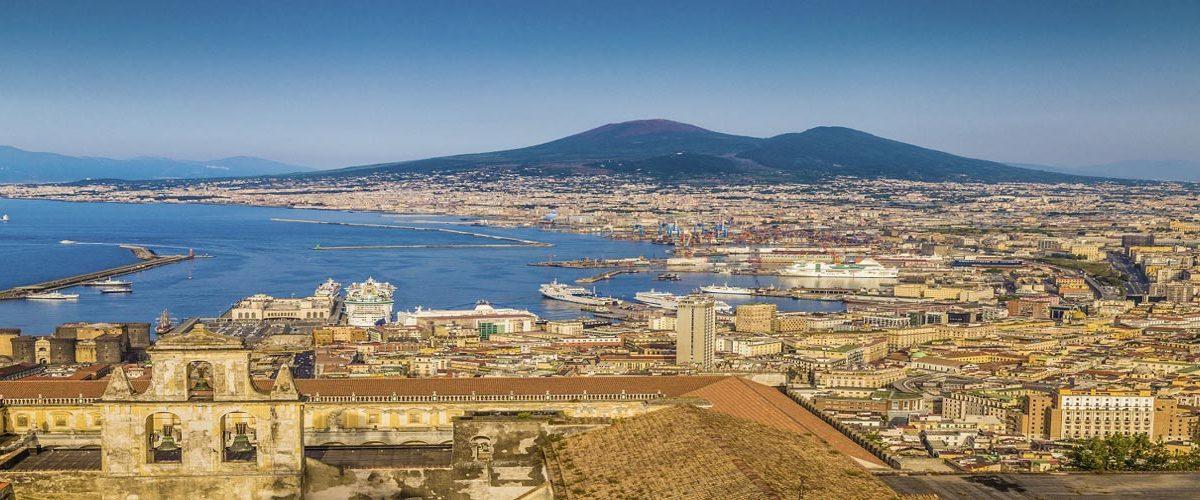 Napoles Italia