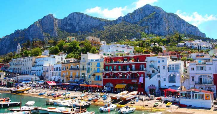 Viajar a Capri